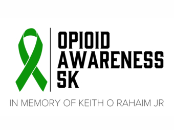 Opioid Awareness 5K In Memory of Keith O. Rahaim, Jr.