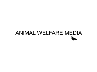 Animal Welfare Media